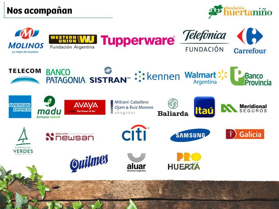 Empresas que nos acompañan