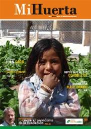 Revista Mi Huerta Nº 01 - Fundación Huerta Niño