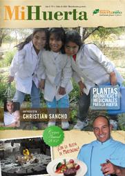 Revista Mi Huerta Nº 06 - Fundación Huerta Niño