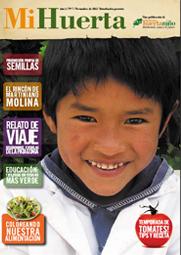 Revista Mi Huerta Nº 07 - Fundación Huerta Niño