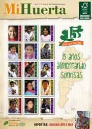 Revista Mi Huerta Nº 09 - Fundación Huerta Niño