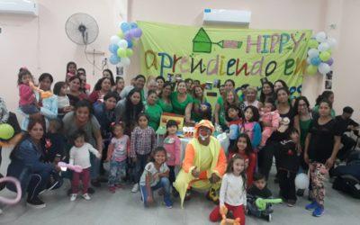 Como cada año, ¡Huerta Niño empezó su ciclo de viajes por el país!