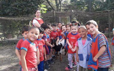 ¡Un proyecto de huerta que crece junto a los niños!