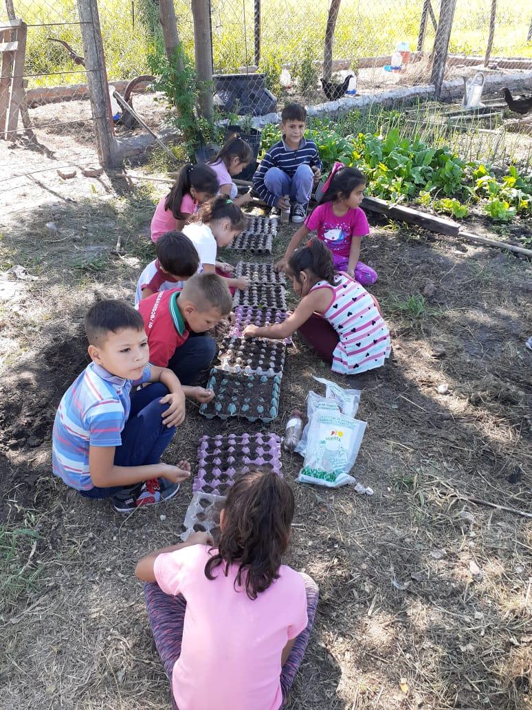 Niños La Verde N°563
