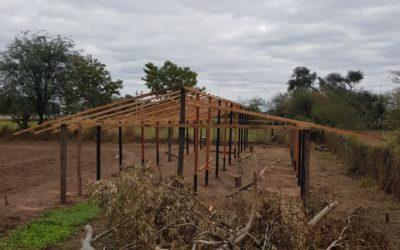 Proyectos de toda la comunidad: avances en las escuelas y en las huertas familiares